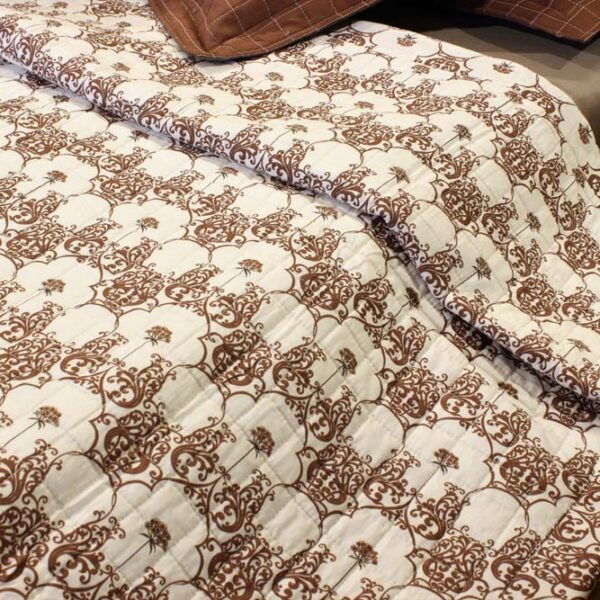 Quilted bedcover sets