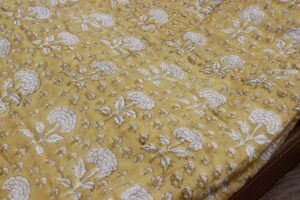 Quilted bedcover sets razai